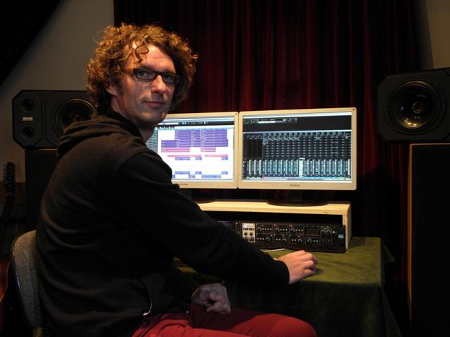 Producer M. Scherrenburg